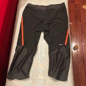 Nike mid craft leggings dry tech